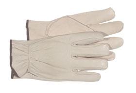 Men's Grain Leather Gloves