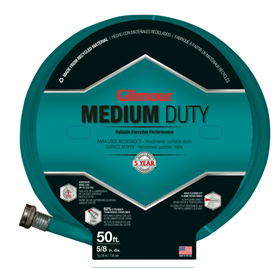 Gilmour Medium Duty Water Hose 5/8